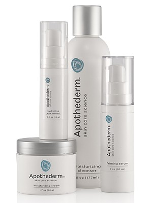 Apothederm Anti-Aging System