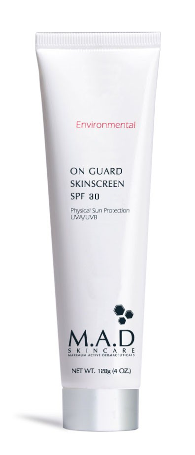 On Guard Skin Screen SPF 30 Physical Sun Protection