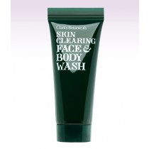 Clarks Botanicals Skin-Clearing Face & Body Wash