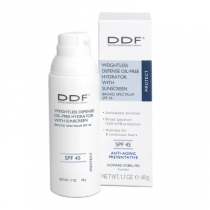 DDF Defense Oil-Free Hydratior With Sunscreen SPF45